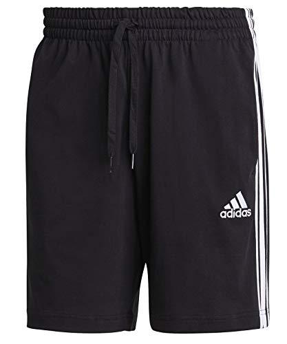 adidas GK9988 M 3S SJ SHO Pantaloncini Uomo Black/White M