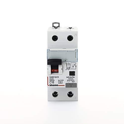 Finder serie 18 - Detector movimiento para montaje pared instalación interior