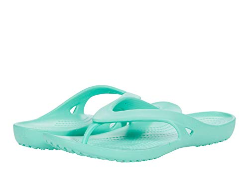 Crocs Kadee II Flip Chanclas, Mujer, Pistachio, 38/39 EU
