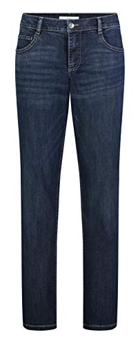 MAC Gracia Damen Jeans Hose 0380538190 D845, Größe:44W / 32L, MAC-D-Farbe-HW19:D845