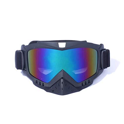 SBI Motocross Goggles Dirt Bike Snowboarding Motorcycle Youth Ski Bikes ATV MX