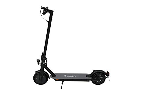 "iconBIT KickScooter City StVZO-konform IK-1969K schwarz 8,5"" Honey-Comb"