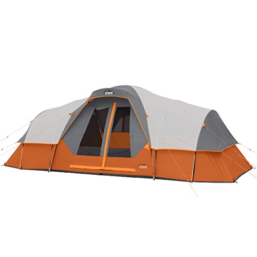 Core 11 Person Extended Dome Tent - 18' x 9'