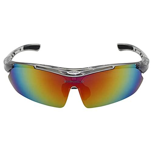 2020 al aire libre UV400 Riding Ciclismo Gafas de sol hombres mujeres MTB bicicleta deportes bicicleta correr gafas gafas más colores