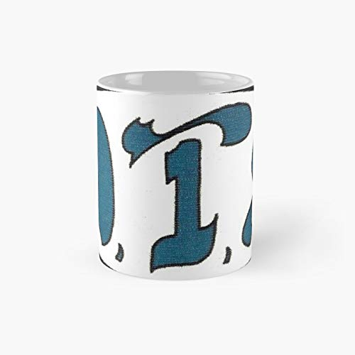 Dts Dogtown Skateboard T Shirt Design Classic Mug | Best Gift Funny Coffee Mugs 11 Oz