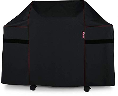 BBQ Coverpro 7107 60-Inch Gas Grill Cover with Basting Brush and Tongs
