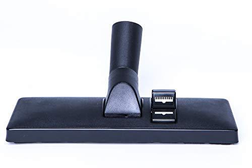Boquilla combinada conmutable de alta calidad para aspiradora Sebo Felix, Airbelt K, Airbelt C, Airbelt D – Ancho de boquilla aprox. 30 cm, altura de 8 cm, diámetro cónico de 36,6 mm hasta 37 mm