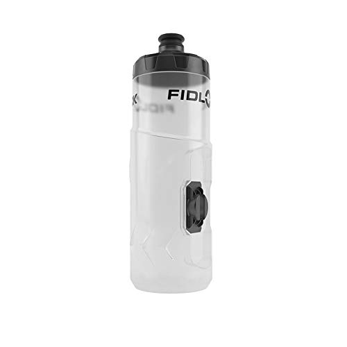 Fidlock Trinkflasche Twist Bottle 600 Inhalt: 600 ml | transparent weiß
