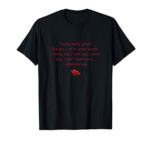 Wei Wuxian Quote - MoDaoZuShi, The Untamed, CQL T-Shirt