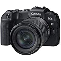 Canon Eos RP 26.02MP 4K Ultra HD Wi-Fi Mirrorless Digital Camera with 24-105mm Lens