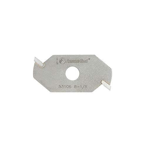 Amana Tool - (53106) Slotting Cutter 2 Wing x 1-7/8 Dia x 1/8 x 5/16 Inner Dia