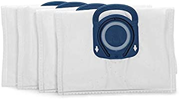 Rowenta ZR200520 Sac Haute Filtration Hygiene + OPTIMAL - Blanc - Boite de 4 unités