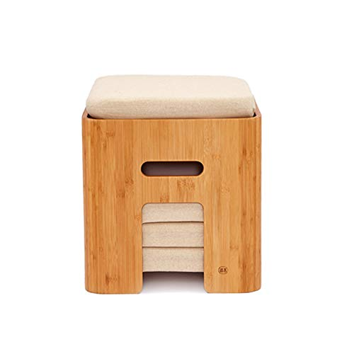 ZZBB Taburete Otomano De Almacenamiento con 4 Cojines Mesa De Centro Mesa De Té con Tatami Muebles De Sala De Estar Mesa De Centro Japonesa Mesa Pequeña Muebles,