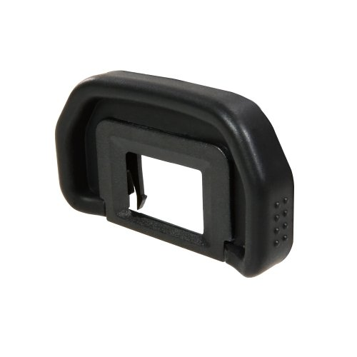 Foto&Tech 2PC Replacement Canon Eyecup EB Rubber Eye Cup Compatible with CANON EOS 6D Mark II,10D,10S,20D,30D,40D,50D,D30,D60,5D,ELAN II,ELAN IIE,Rebel 2000,G,G II,K2,TI,X,XS,Digital Rebel 700,750,850