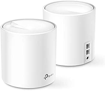 2-Pack TP-Link WiFi 6 Mesh AX3000 WiFi System