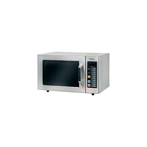 Panasonic NE-1064F 1000-Watt Stainless Steel Commercial Microwave