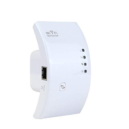 WIRELESS-N WIFI REPEATER 300 Mbps RIPETITORE AMPLIFICATORE LAN RETE WPS
