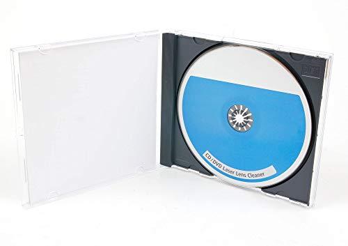 DVD-Reinigung für Kopf-Lesung Laser Leser CD, DVD, Blu-ray, Playstation, Xbox, Nintendo, Laptop, System Stereo–von DURAGADGET