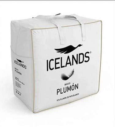Icelands Relleno NÓRDICO BÁSICO 92% PLUMÓN 275 GRS M2 (260X240)