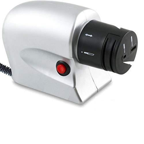 PRICEKILLER® - Afilador de cuchillos eléctrico para cuchillas, tijeras, arrota y amoladora