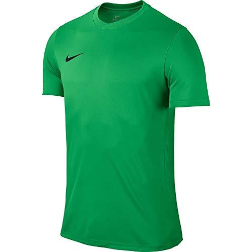 Nike 725891-303 Maillot Homme, Vert (Hyper verde/Noir), FR : XL (Taille Fabricant : XL)