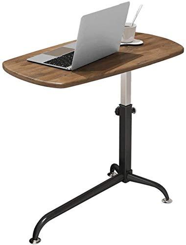 JIADUOBAO Mesa plegable multifunción, mesita de noche, escritorio, portátil, altura ajustable, mesa de comedor, escritorio, oficina, dormitorio, balcón