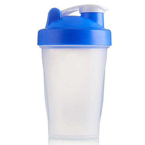 Giney Mixing Bottle Classic Loop top Shaker, Melk Shake Blender, Sportbeker Bl