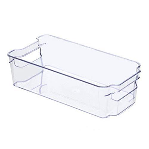 huiingwen Organización de despensa de plástico y cubos de almacenamiento perfectos para organizar la cocina o para la nevera.