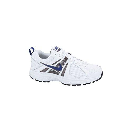 Nike Running Dart 10 Lgb, Scarpe da Corsa Bambini Bianco Bianco Multicolore Size: 29 1/2