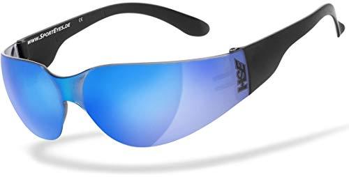 HSE SportEyes Sprinter 2.0 Sonnenbrille Blau