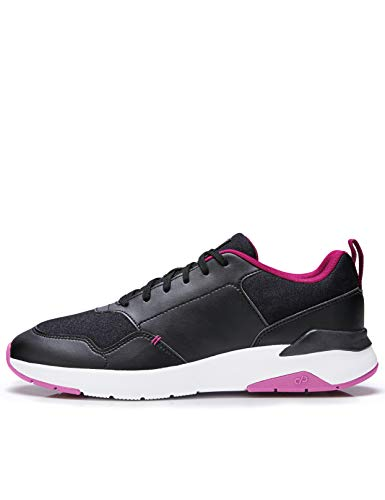 CARE OF by PUMA Sneaker da donna satinate, Nero Black), 40 EU