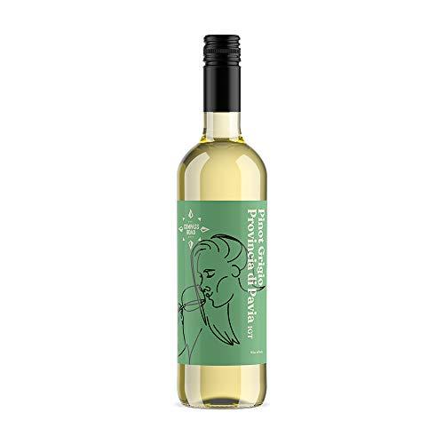 Amazon-Marke: Compass Road Pinot Grigio Weißwein, Italien (1 x 0,75l)