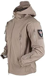 Mens Jacket Lurker Shark Skin Soft Shell Waterproof Windproof