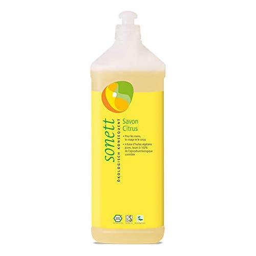 Sonett - Vajilla de mano para limones no ecológicos