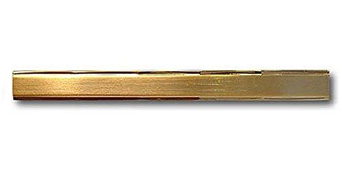 Générique pince à cravate classic plain gold