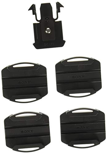 Sony Supporti Adesivi Action Cam per Applicazione Cam Su Superfici Curve O Piane