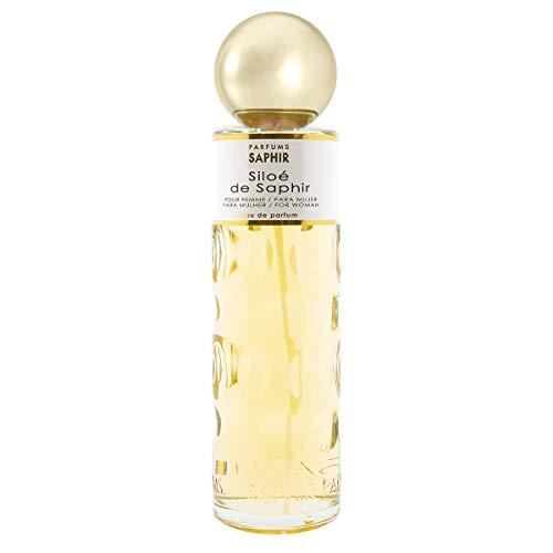 PARFUMS SAPHIR Siloé - Eau de Parfum con vaporizador para Mujer - 400 ml