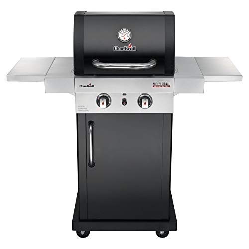 Char-Broil Professional Series 2200 B - 2 Burner Gas Barbecue Grill with TRU-Infrared technology,...