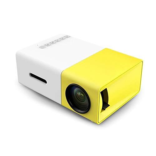 ZUZEN Mini-LCD-LED-Projektor, 400-600LM...