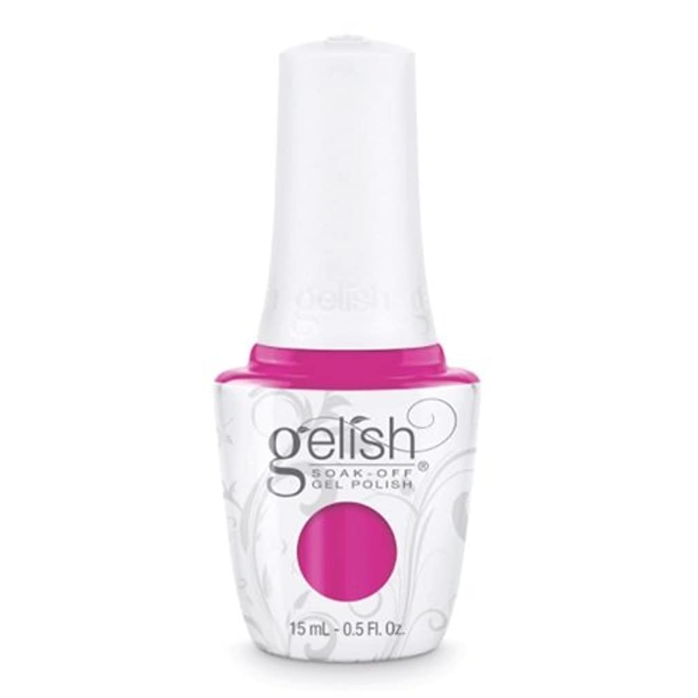スカートスロベニアファッションHarmony Gelish Gel Polish - Pop-arazzi Pose - 0.5oz / 15ml