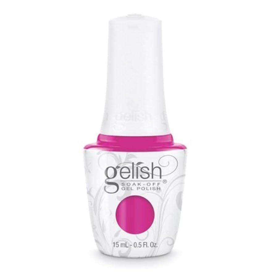虐殺柔らかい足吹きさらしHarmony Gelish Gel Polish - Pop-arazzi Pose - 0.5oz / 15ml
