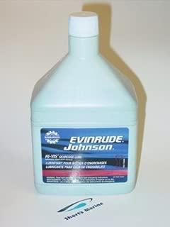 Johnson Evinrude HI-VIS Gearcase Lubricant 775605