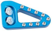 Clean Speed Extended Brake Pedal All 2021 model items in the store Pad Blue EXC-F 450 for Six KTM