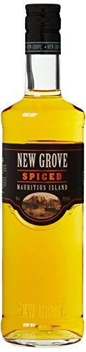 New Grove Spiced Mauritius Island Rum (1 x 0.7 l)