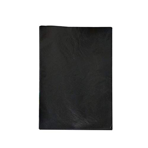 Iulove 20sheets/Bag Transfer Paper Graphite Carbon Painting Carbon Coated Paper (Black)
