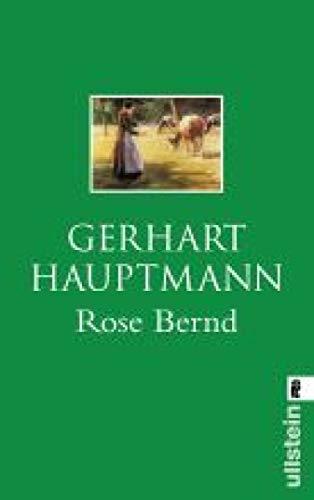 Rose Bernd: Schauspiel