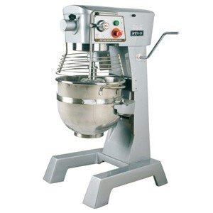 Mixer 700 x 620 x 1200 mm, Teig-Kapazität: 10 kg, 30 Liter,