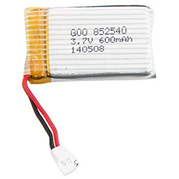 REPLACE PARTS(BATTERY) FOR World Tech Toys 34937 Striker 2.4 GHz 4.5 CH RC Spy Drone
