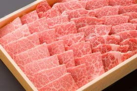 最高級 黒毛和牛 豊後牛 三角バラ 焼肉用 500g