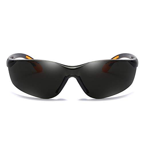 JOMSK Gafas Deportivas al Aire Libre Hombres y Mujeres Deportes A Prueba de Arena Protección UV Gafas de Sol Equitación Protector Solar Espejo de conducción Deportes Reflectantes